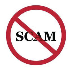 Staying aware of current IT phone scams
