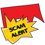 Turning the tables on the scammers